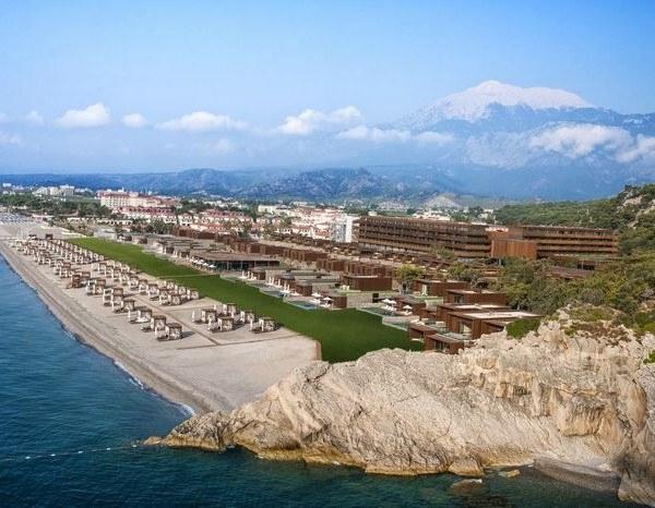 Отель Maxx Royal Kemer Resort