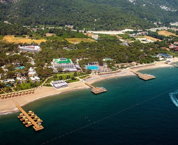Туры в Турцию, отель Nirvana Lagoon Villas Suites & Spa