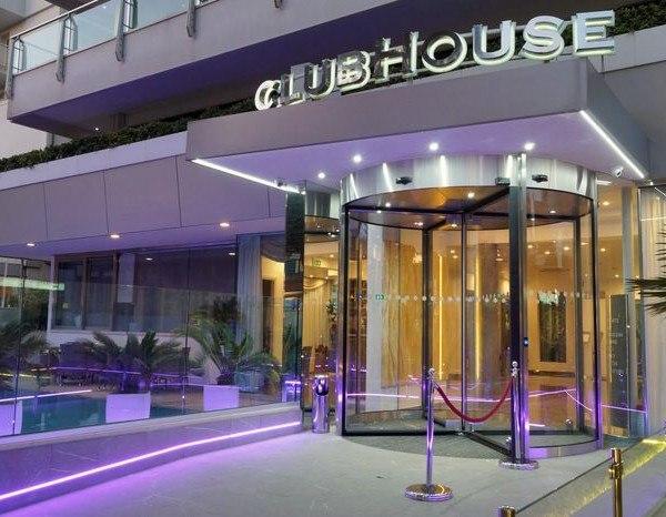 Отдых в Италии отель Hotel Club House в Римини