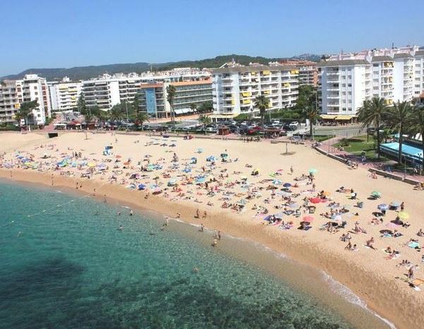 Отдых в Испании отель Surf Mar в городе Льорет-де-Мар