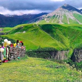 Экскурсии по Грузии, Казбеги