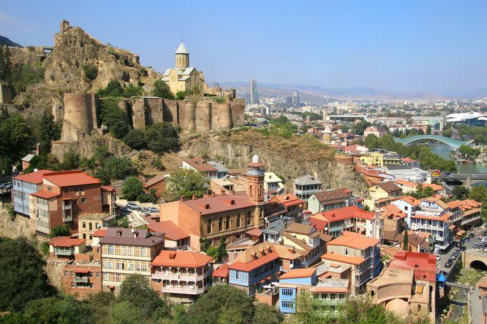 горящие туры в грузию отдых в тбилиси