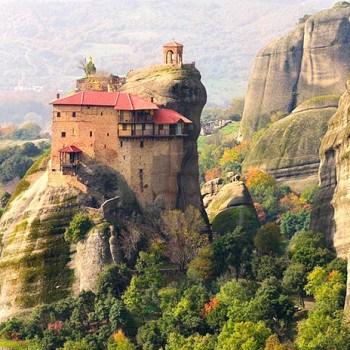 Метеоры, тур в Грецию из Одессы