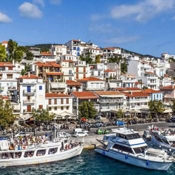 Остров Скиатос. Экскурсии в Греции, Салоники из Одессы