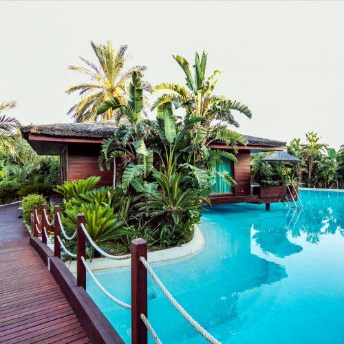 Мальдивский бассейн